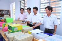Phòng thí nghiệm thực hành Lý, Hóa, Sinh năm 2012