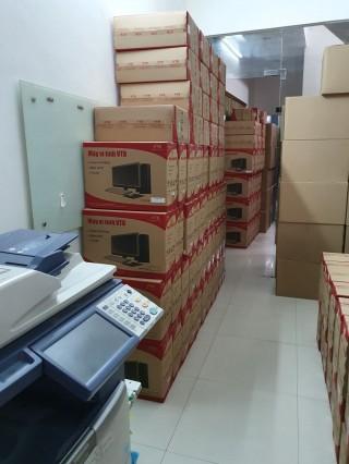 Gói thầu 14 phòng máy - Sở GD&ĐT Long An (2019)