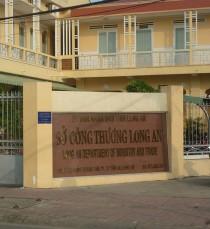 Sở Công thương Long An | So Cong thuong Long An