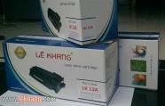 Mực Laser Lê Khang 12A - ISO 9001:2015