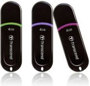 USB 4GB TRANSCEND
