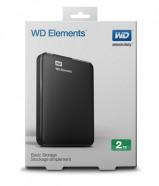 HDD 2TB Western Element