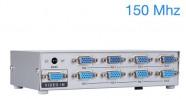 Hub VGA 1-8