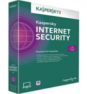 Phần Mềm Kaspersky Internet Security 2017 (1PC)