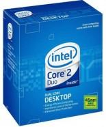 CPU Core 2 Duo E8400