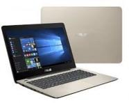 Laptop Asus A456UA-WX034D (I5-6200U) (Vàng)