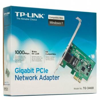 Card mạng TP-Link TG-3468 Gigabit PCI-EX-1X