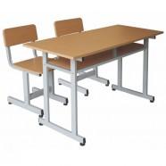 Bàn ghế dành cho học sinh THCS, THPT