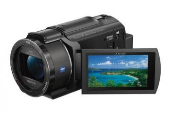Máy quay phim cầm tay 4K Sony FDR-AXP55